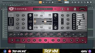How to make an Afrobeat X Afropop with SAKURA (Fl Studio Stock Puglin)