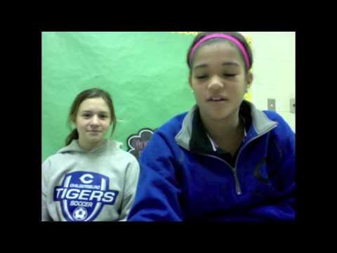 Childersburg Middle School News October 17, 2014