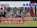 【競馬予想】2018 東京優駿(日本ダービー)鉄板軸馬と穴はこの馬!【全馬解説】