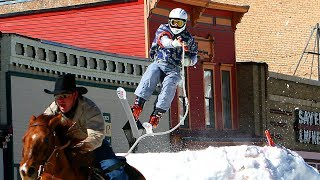 Skijoring - The Sport You've Never Heard Of