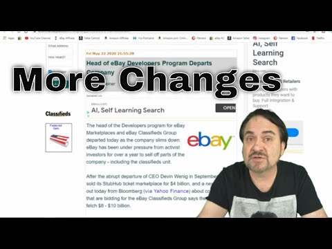 Ebay Issues Paypal Shopify And Amazon Info Youtube