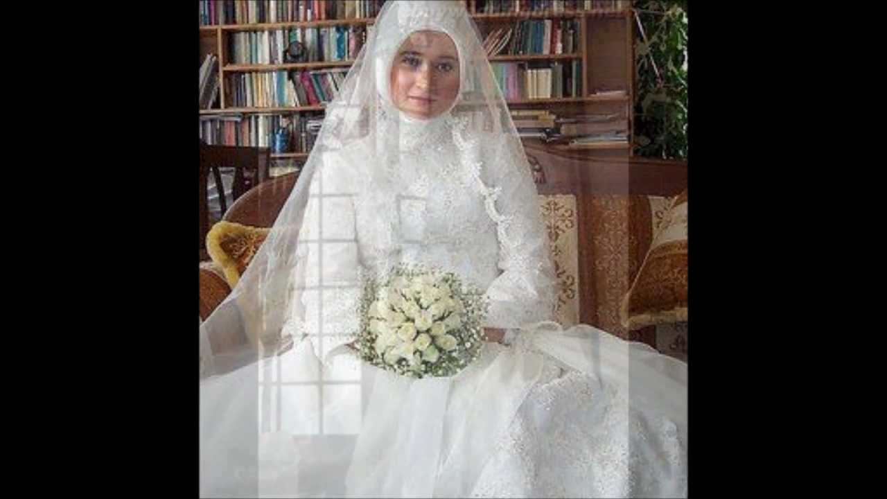 Wedding Gowns And Ball Dresses With Hijab