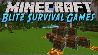People target to much | Minecraft Blitz Survival Gameas