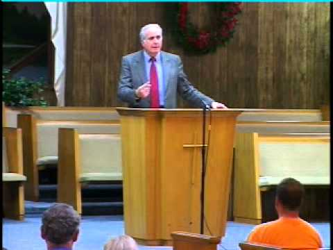 Charles Lawson - The Security of the Believer FULL SERMON
