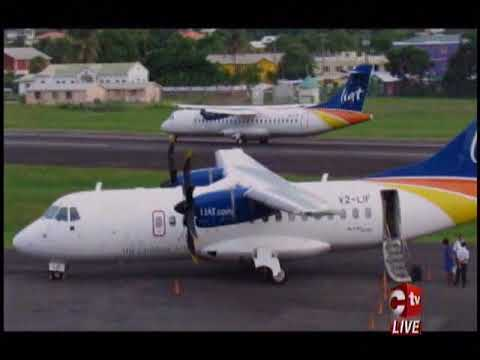 LIAT To Assist CAL With Inter Island Service