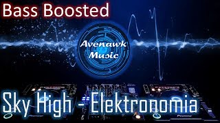 Sky High   Elektronomia   Remix   Avenawk Music