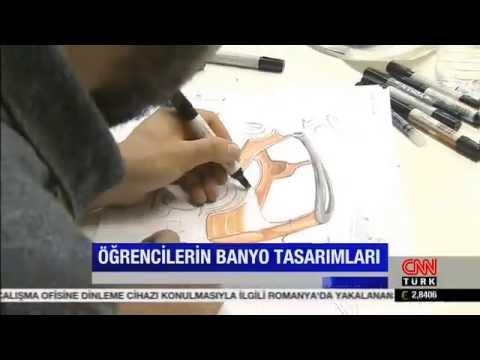 Penta Armatürleri ve MSGSÜ işbirlikteliği CNN TÜRKte