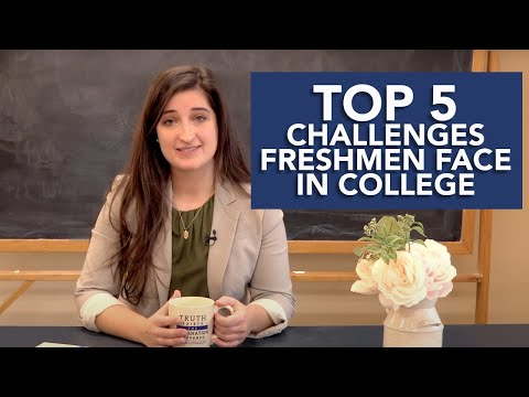 Introduction | 5 Challenges Freshmen Face w/ Maribeth Kelly