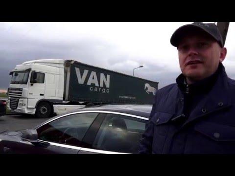 TESLA - pierwszy supercharger w Polsce