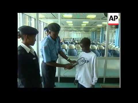 KENYA: SUDANESE REFUGEES