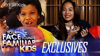 Your Face Sounds Familiar Kids Exclusive: Happy Chinese New Year Kafamiliars!