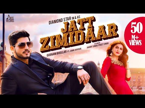 Jatt Zimidaar (Full Song) - Gurnam Bhullar Ft Desi Crew - Ginni Kapoor - Latest Punjabi Songs 2018