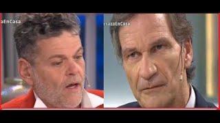 Perdón soy efusivo, tenso cruce entre Alfredo Casero y el Dr. Conrado Estol YouTube Videos