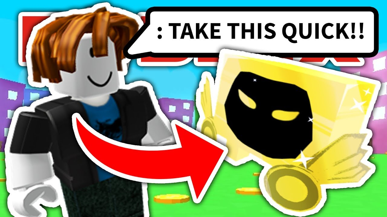 Someone Gave Me A Hacked Pet In Roblox Pet Simulator Update 10