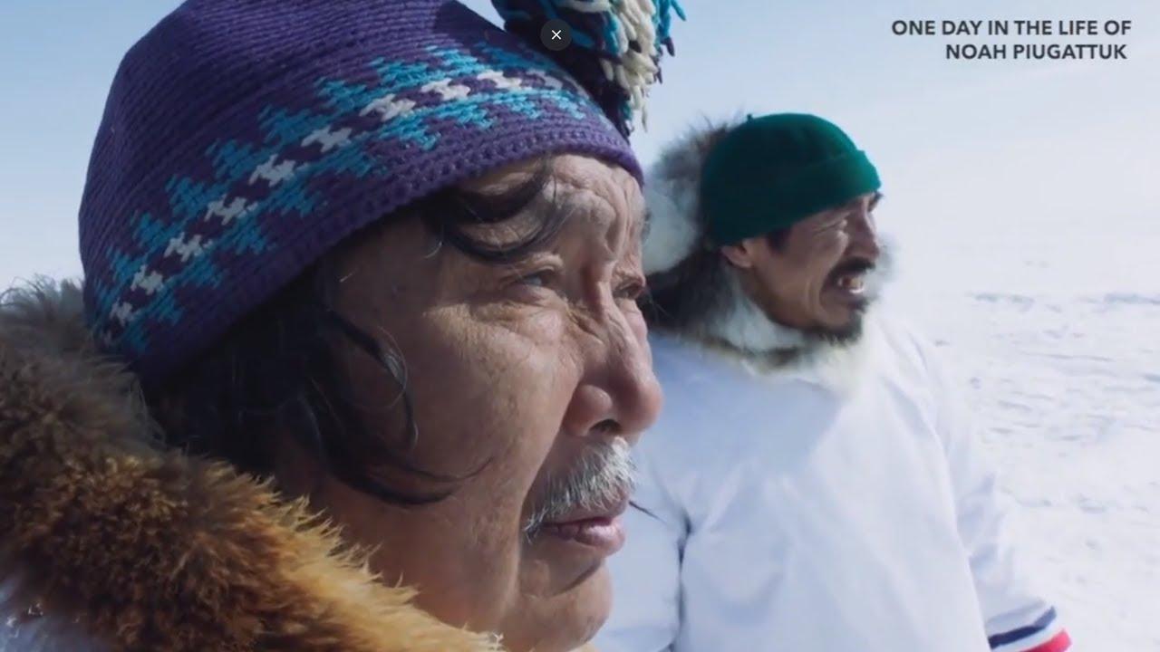 Canada Now UK: Q&A  with filmmaker Zacharias Kunuk