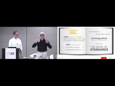 CON3610   Java EE in Practice at Lufthansa Industry Solutions