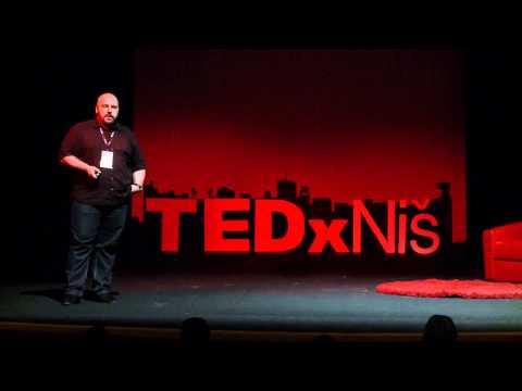 Živi lokalno – radi globalno | Ivan Ćosić | TEDxNiš