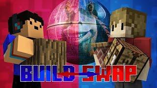 Build Wars! - Build Swap w/ Grian