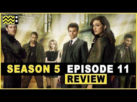 The Originals Season 5 Episode 11 Review & After Show