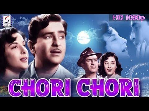 Chori Chori l Hindi Classic Blockbuster Movie l Raj Kapoor, Nargis l 1956
