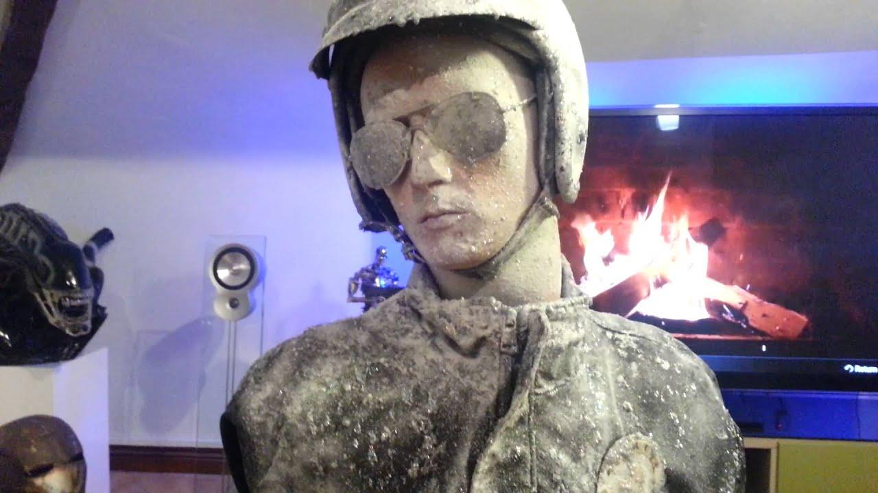 Robert Patrick frozen t1000 - YouTube