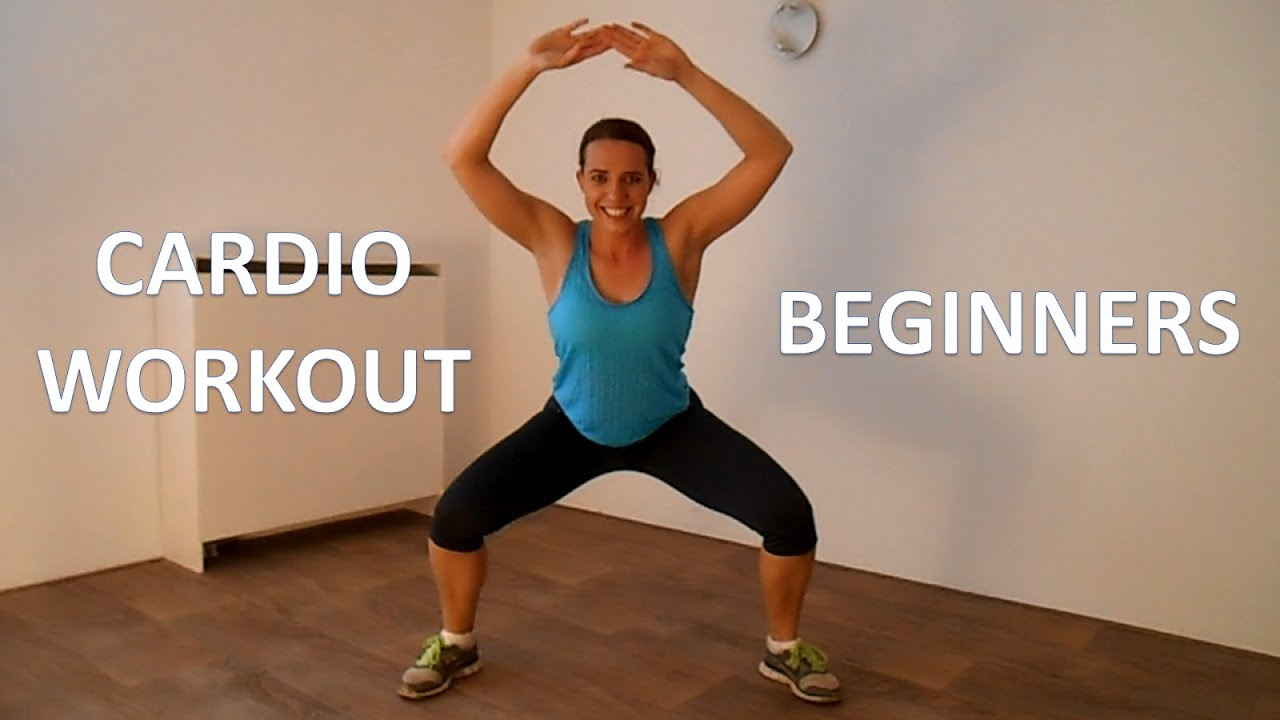 20 Minute At Home Cardio Workout 20 Minute Cardio Workout For Beginners Cardio Workout