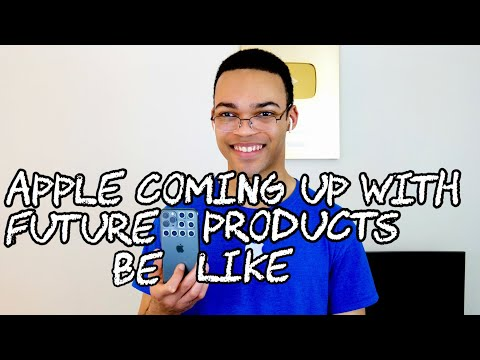 Apple Coming Up With Future Products Be Like