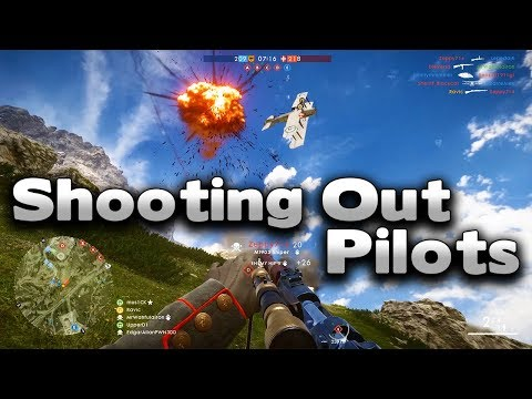 Battlefield 1 Shooting Out Pilots 2