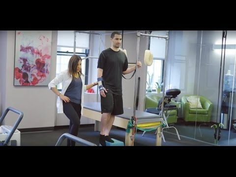 Physical Therapy & Pilates at Wall Street Pain Relief Center