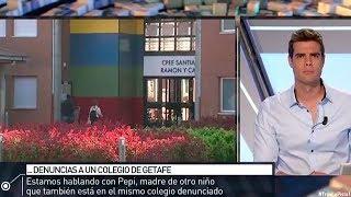 El maltrato a un niño con autismo en un colegio de Getafe podría no ser el único