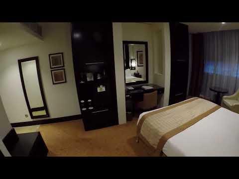 Room Tour 1, Holiday Inn Dubai, Al Barsha, Dubai, UAE, United Arab Emirates