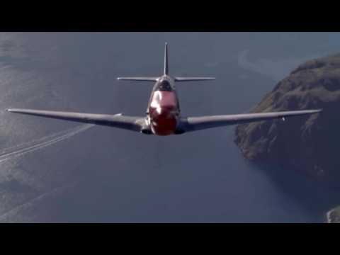 Fighter flight of fancy.