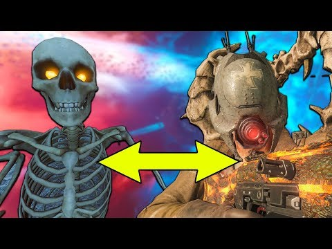 Top 5 Easter Eggs Nobody EVER Does in Call of Duty Black Ops 3 Zombies - Black Ops 3 Zombies