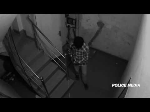 CCTV footage of Yameen Rasheed's murder suspects