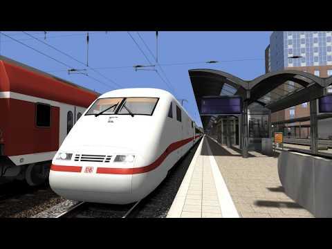 TS 2018 Freiburg - Basel im ICE ☆ Let's Play Train Simulator 2018 #148