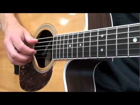 How To Play-Home-Guitar Lesson-Phillip Phillips (American Idol)-With ...