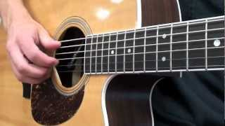 How To Play-Home-Guitar Lesson-Phillip Phillips (American Idol)-With Tablature