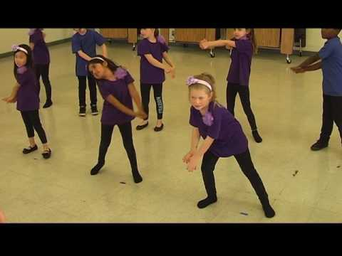 Vitalina after school Music N Motion performance