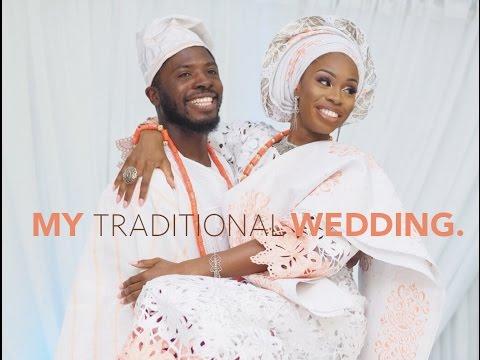 Wedding VLOG : Traditional Nigerian wedding