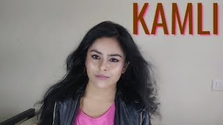 Gambar cover kamli | Dhoom 3 | sunidhi chauhan | pritam | cover by shubhaangee