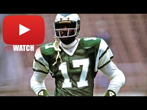 "Harold Carmichael || ""The Tallest Receiver in NFL History"" 