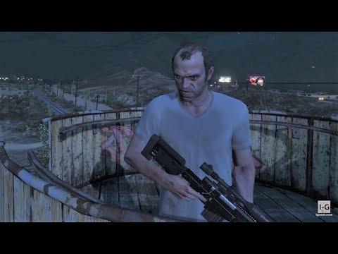 Sniper Mission - Trevor - GTA V