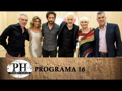 Programa 16 (28-10-2017) - PH Podemos Hablar