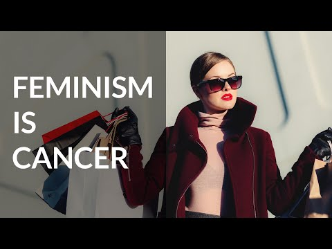 Feminism: Cancer Of Society Designed By the Rockefellers (Aaron Russo Interview)