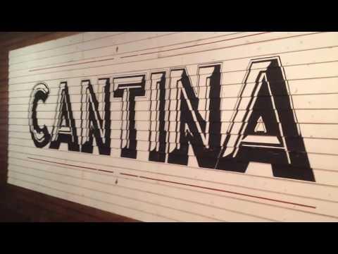 Cantina South Bank London