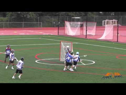 Edward Arnold Lacrosse Highlights 2015