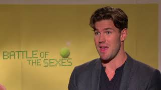 Battle Of The Sexes || Austin Stowell -