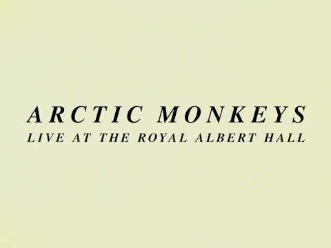 Arctic Monkeys Live At The Royal Albert Hall (Trailer)