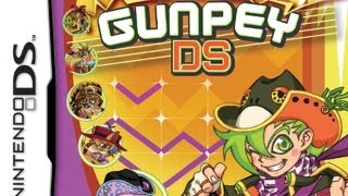 CGR Undertow - GUNPEY DS review for Nintendo DS