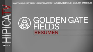 Golden Gate Fields Resumen - 26 de Septiembre 2021